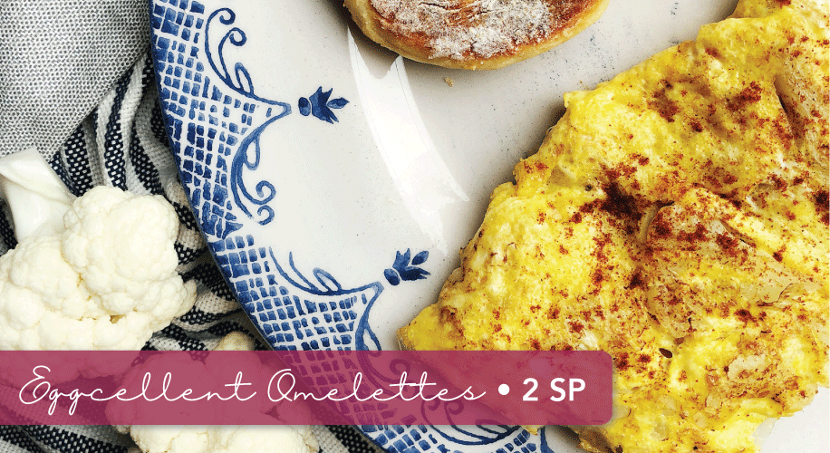 3 for 2 Eggcellent Weight Watchers Omelette Ideas | 2 SmartPoints Each!