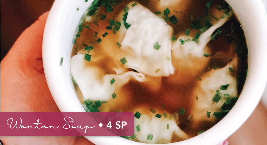 Weight Watchers Wonton Soup | 4 SmartPoints