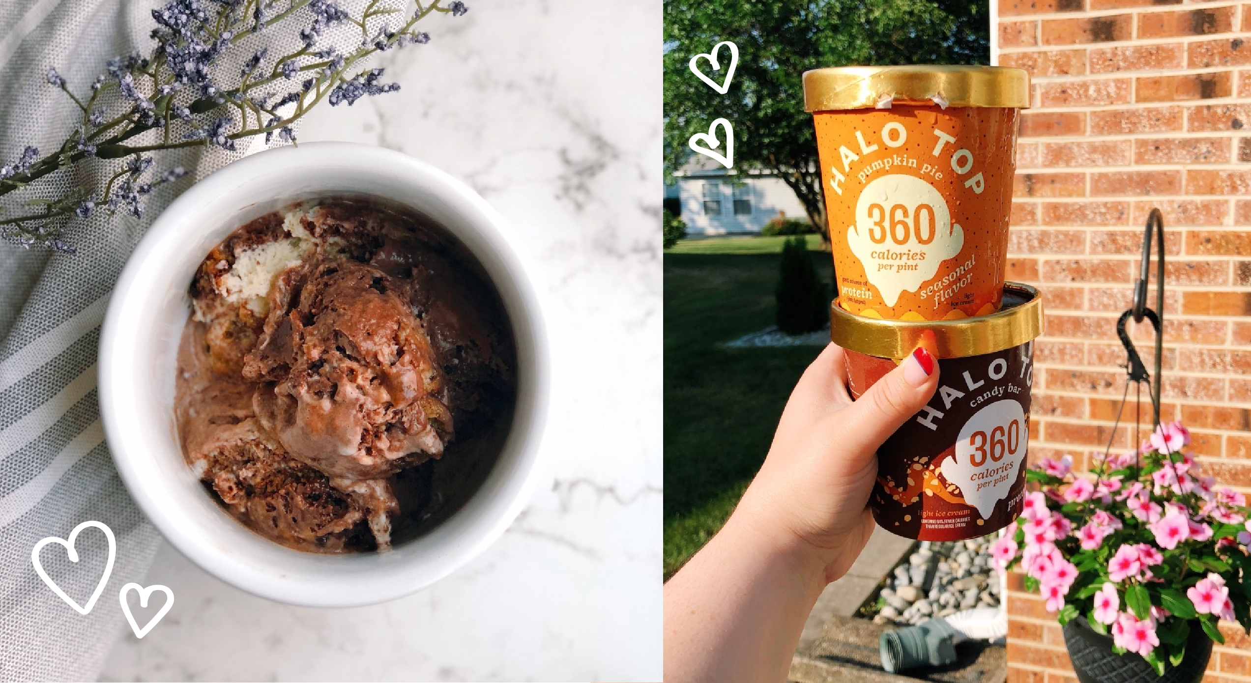 The Top 5 Low-Calorie Ice Cream Pints