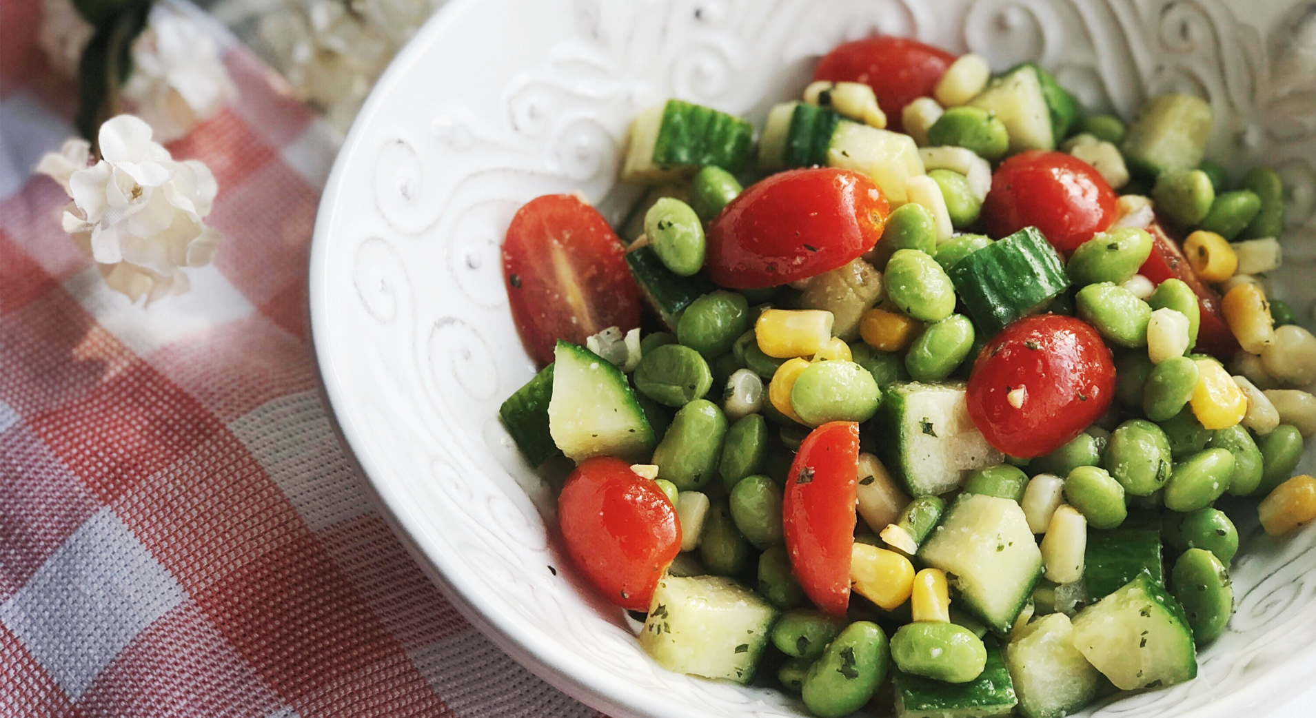 myWW Weight Watchers Zero Smartpoint Edamame Salad